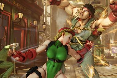 Capcom מודיעה כי תתמוך ב-Street Fighter V עד 2020