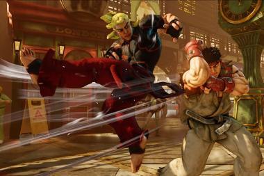 Street Fighter V - העונה השנייה יוצאת לדרך