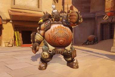 Overwatch - נראה כי Roadhog יקבל איזון לכבוד השנה החדשה