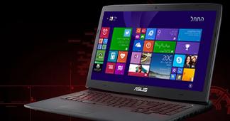סיקור - מחשב נייד לגיימרים G751