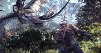 The Witcher 3 ������ ������� �� ��� ���