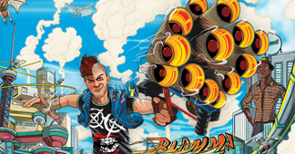 Sunset Overdrive ���� ������ ����� ������ �����
