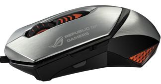סיקור חומרה - עכבר ASUS GX1000