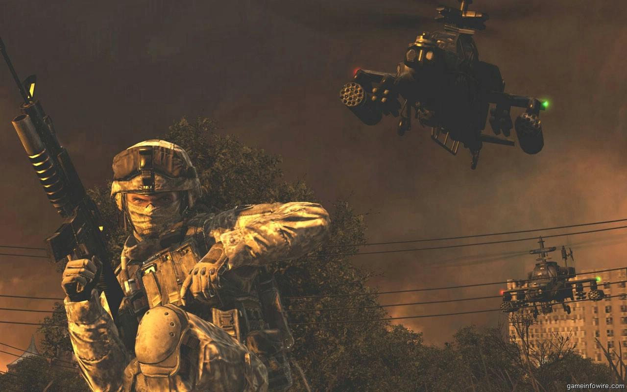 Бобби Котик верит в Infinity Ward, но любит Treyarch